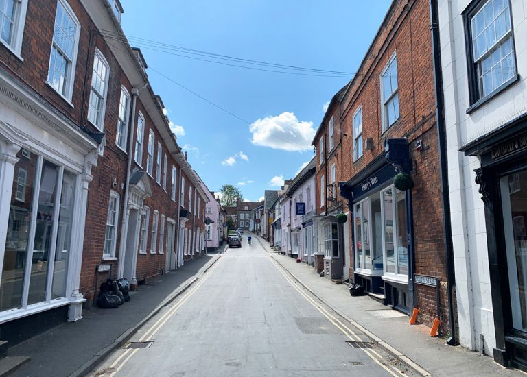 Manningtree South Street