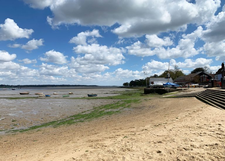 Manningtree on the River Stour