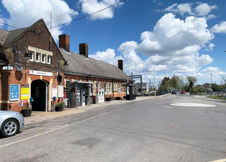 Manningtree Station