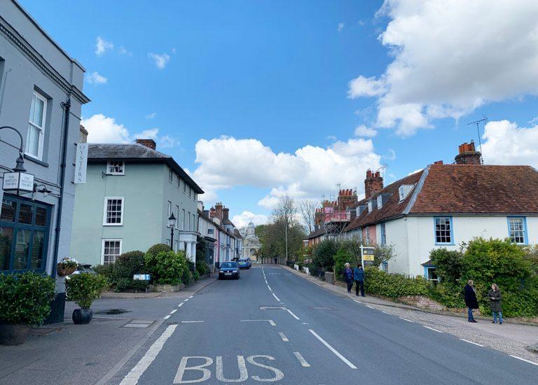 Mistley High Street
