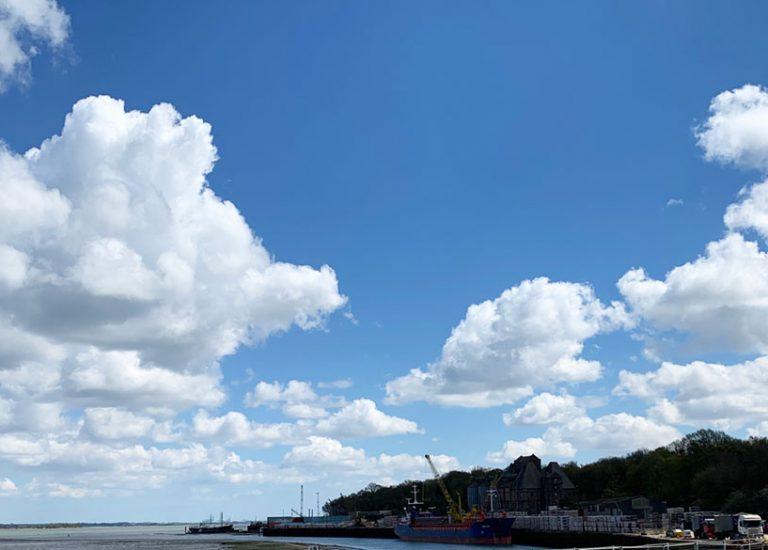 Mistley Harbour